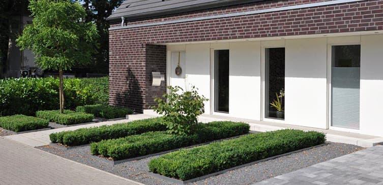 Ambiente Gartengestaltung in Mu00fcnster u2013 Moderner Garten in ...