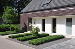 ambiente gartengestaltung moderner garten kiesgarten steingarten von osnabr ck bis paderborn. Black Bedroom Furniture Sets. Home Design Ideas