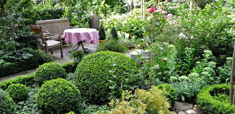 Ambiente gartengestaltung in m nster kleiner stadtgarten in bocholt - Gartengestaltung bocholt ...