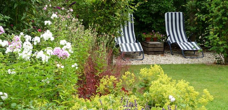 Ambiente gartengestaltung in m nster diagonaler garten in havixbeck - Garten und landschaftsbau bochum ...