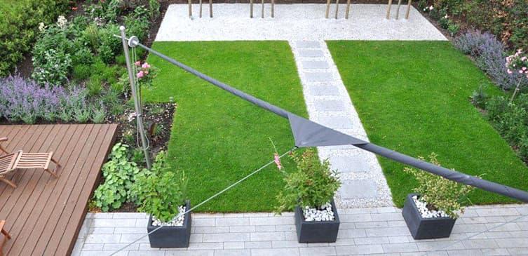 Gartengestaltung Essen ambiente gartengestaltung in münster symmetrie und geradlinigkeit